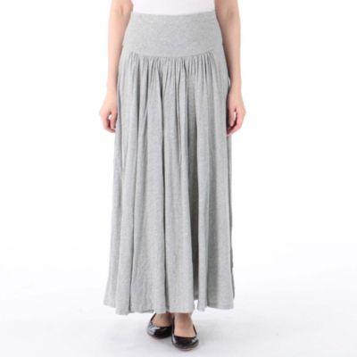 <集英社> ジャージーコレット ロングスカート画像