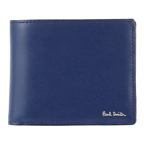 PAUL SMITH/CITY EMBOSS WALLET/¥16,000+税