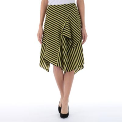 STEVIE STRIPE SKIRT