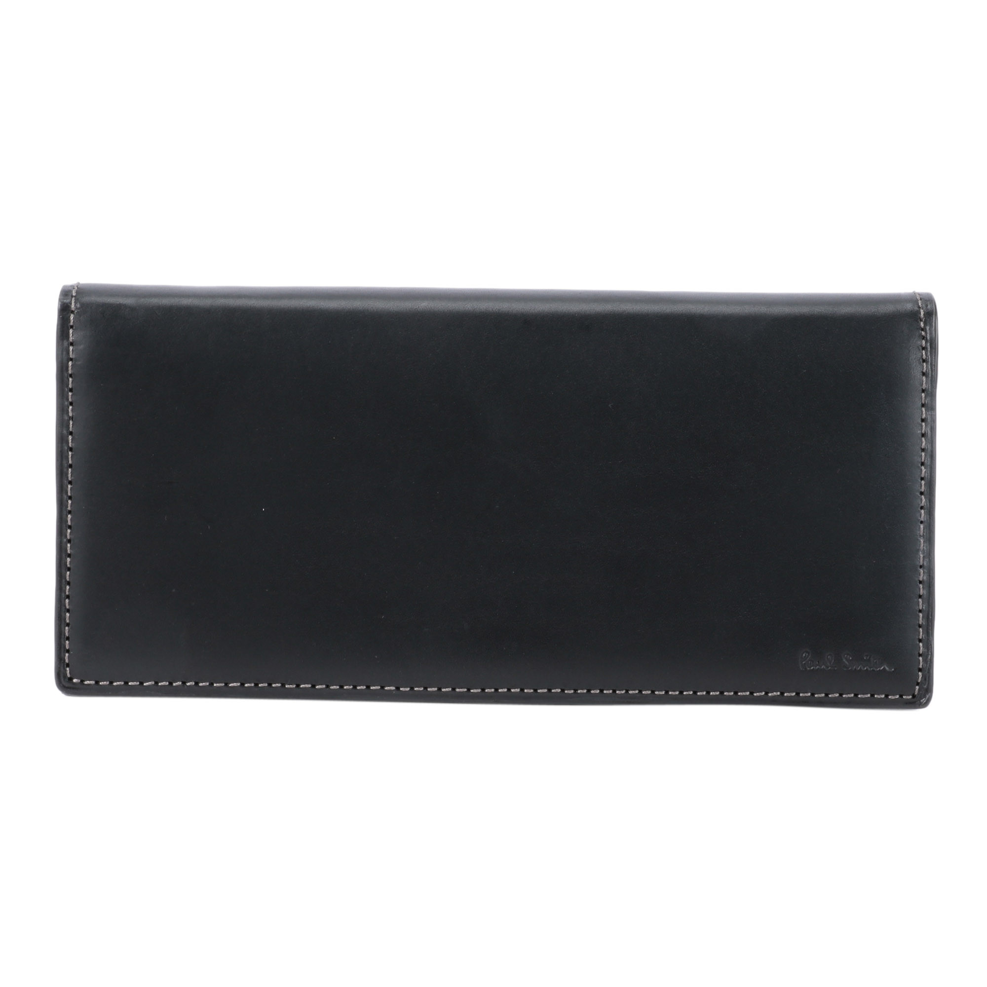 OLD LEATHER LONG WALLET