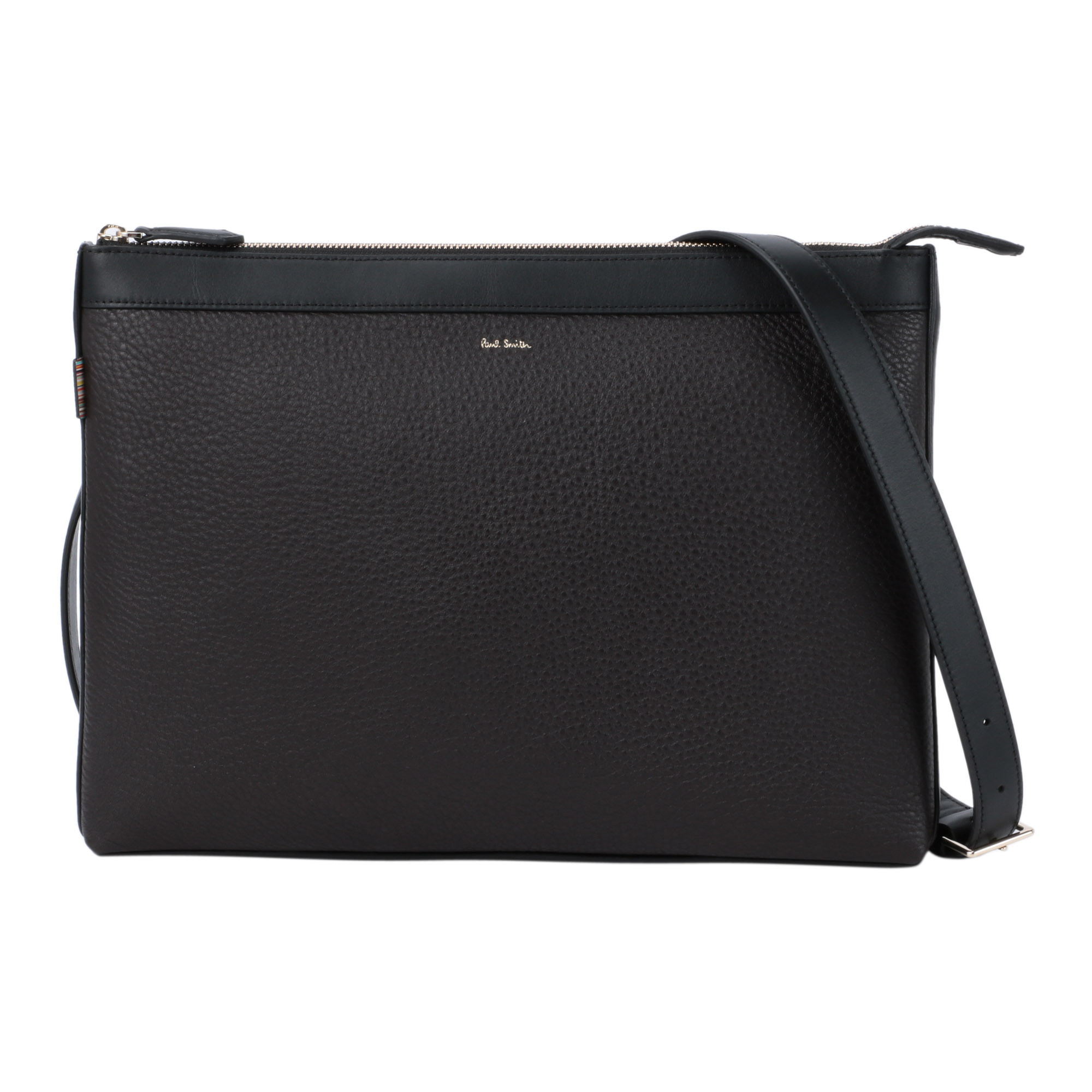 CITY TRAVEL LEATHER CLUTCH BAG