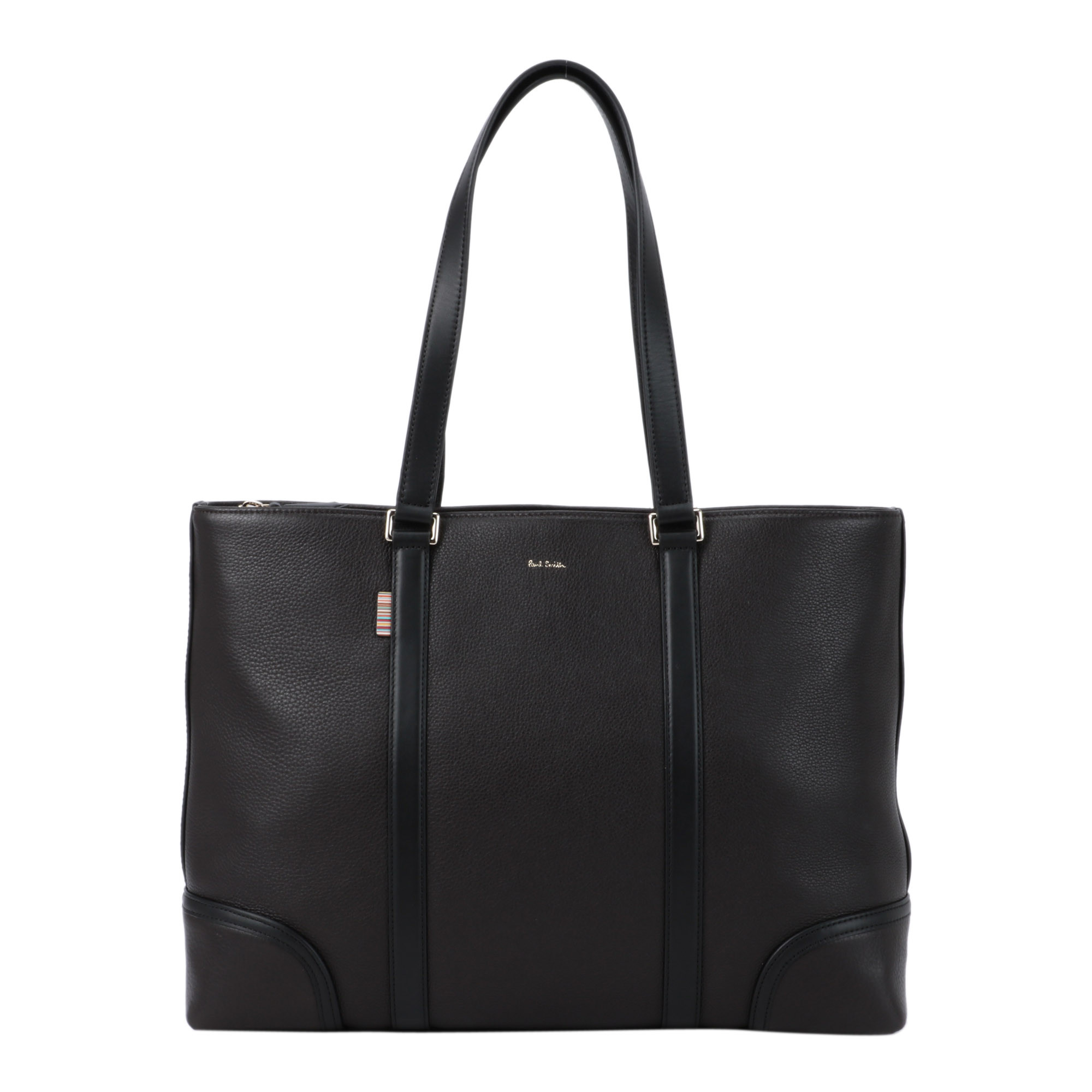 CITY TRAVEL LEATHER TOTE BAG