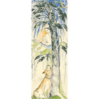 <集英社> 『TUGUMI 9 Rain』銅版画 手彩色画像