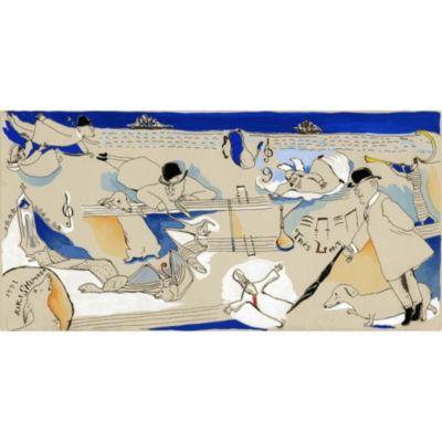 <集英社> 『et Satie−green』銅版画 手彩色画像