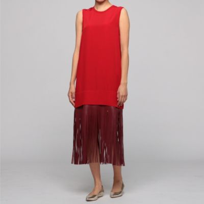 Fringe dress 2