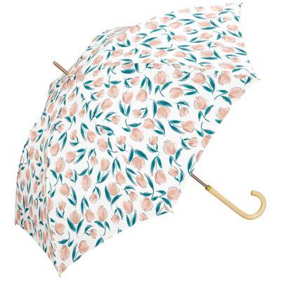 雨傘 チューリップ