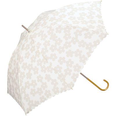 雨傘 フラワーレース