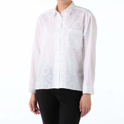 Aラインシャツ