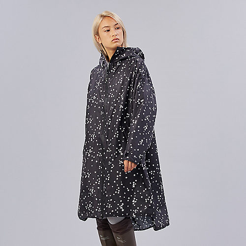 kiu/スリーブレインポンチョ/¥4,500+税