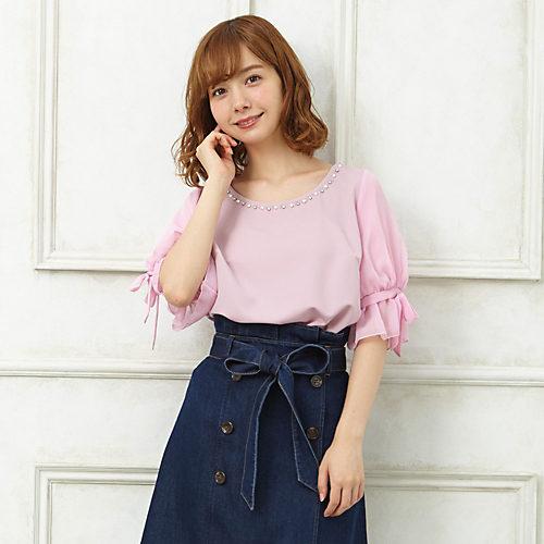 ラベンダー/ピンク