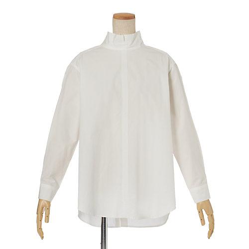 Harriss/スタンドカラーシャツ/¥16,000+税