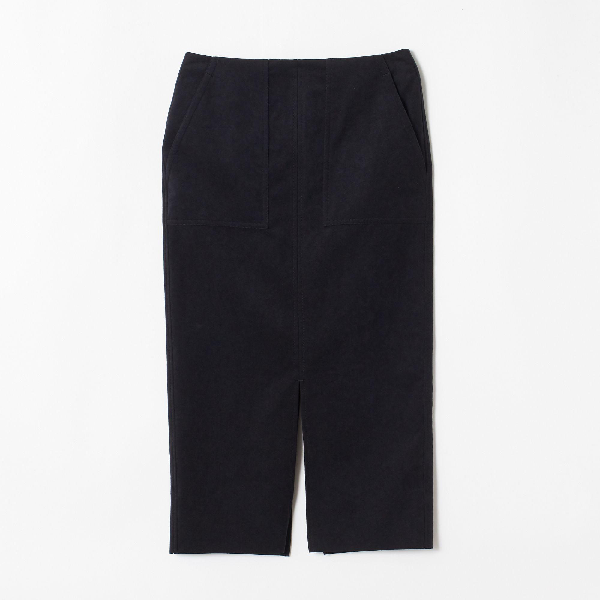 GALLARDAGALANTEガリャルダガランテ/Marisol別注カラーポケットスエードスカート