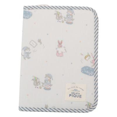 <集英社> パジャマパーティー柄母子手帳ケース画像