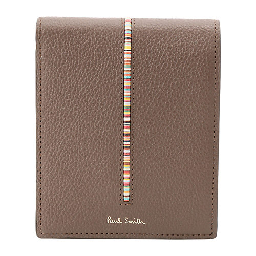 PAUL SMITH/INSET MULTI STRIPE WALLET/¥19,000+税