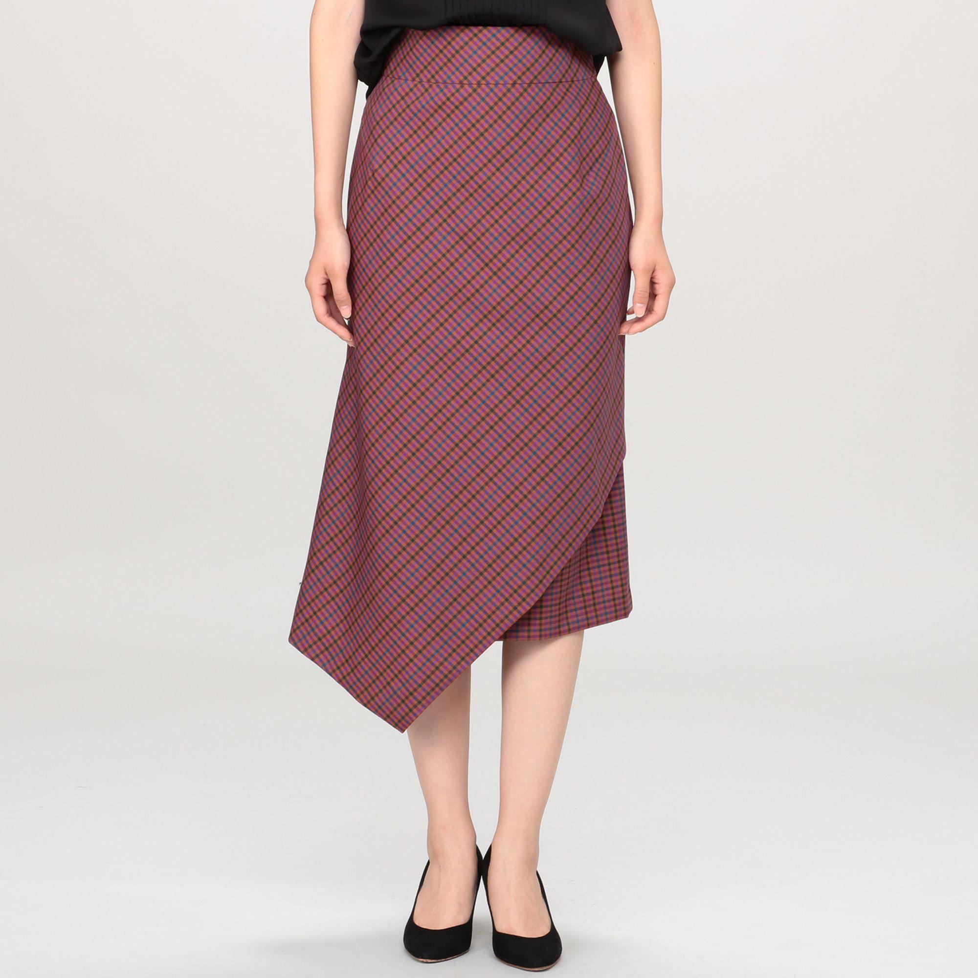 martiniqueマルティニーク/ウールバイヤスタイトスカート