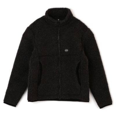 <集英社> Wool Fleece Jacket