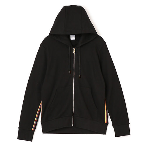 PAUL SMITH/ARTIST STRIPE TAPE SWEAT PARKA/¥24,000+税