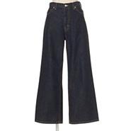 50代ファッション バギーデニム,SERGE de bleu
