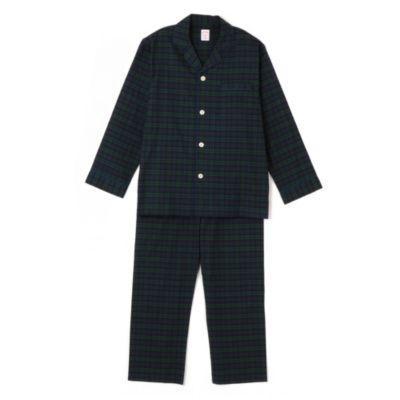 <集英社> Black Watch Flannel Pajamas画像