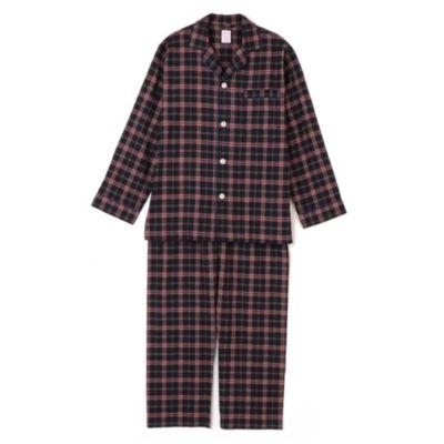 <集英社> Signature Tartan Flannel Pajamas画像