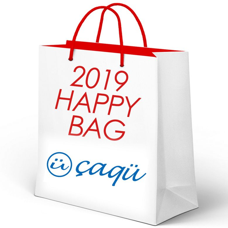 caqu(サキュウ)/【2019福袋】caqu福袋(上代3万6千円相当)