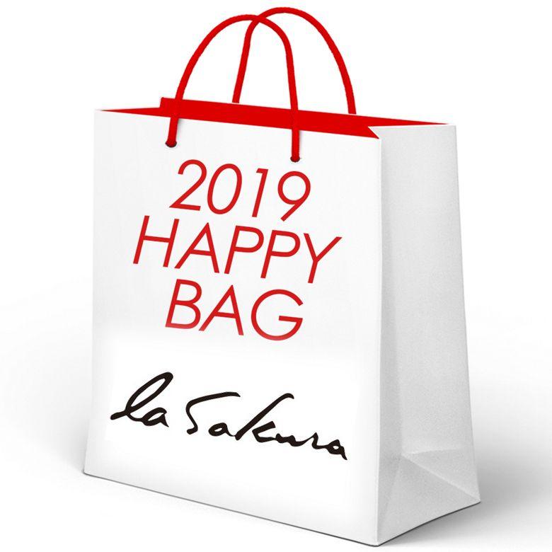 la sakura(ラ サクラ)/【2019福袋】la sakuraシルクショーツセット福袋