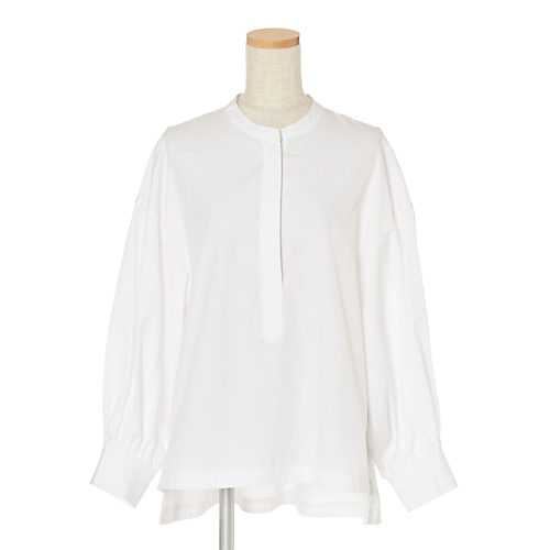 SINME/袖ボリュームシャツ/¥25,000+税