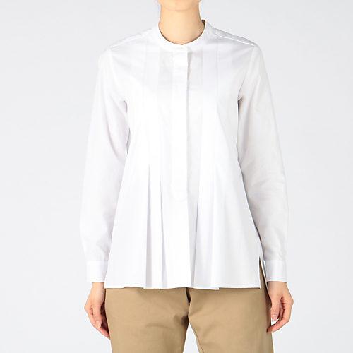 SINME/タックデニムシャツ/¥25,000+税