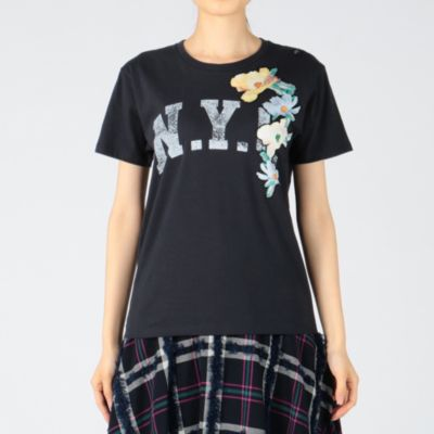 NYC APL T−SHIRT