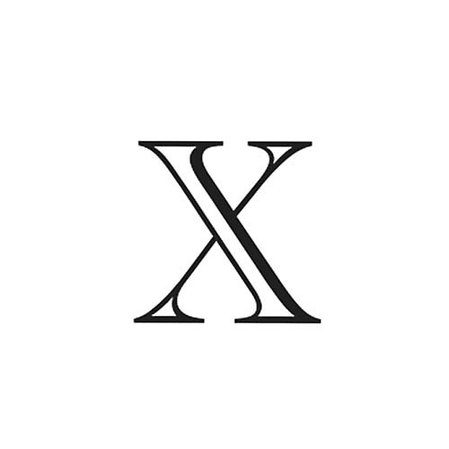 シルバー(X)