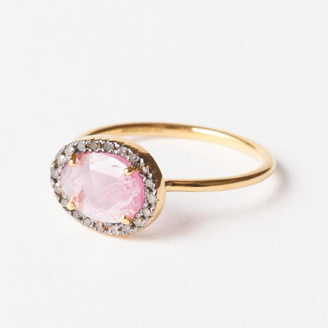 ピンク トルマリン