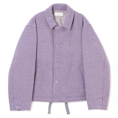 Grey × Purple
