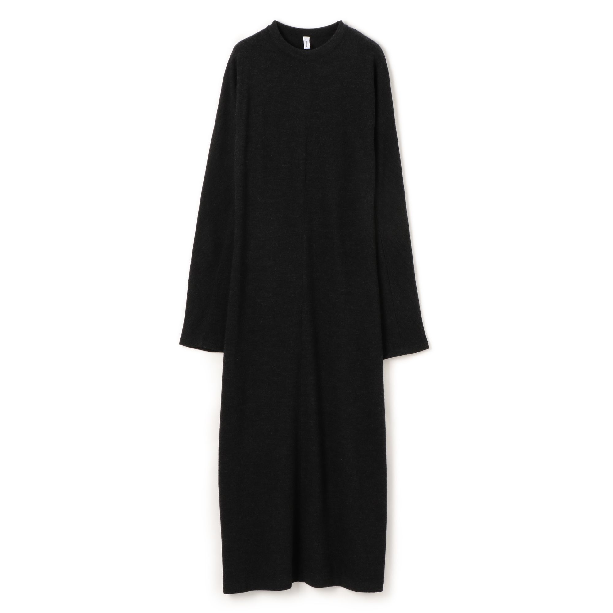 <集英社> Fulling wool knit dress画像