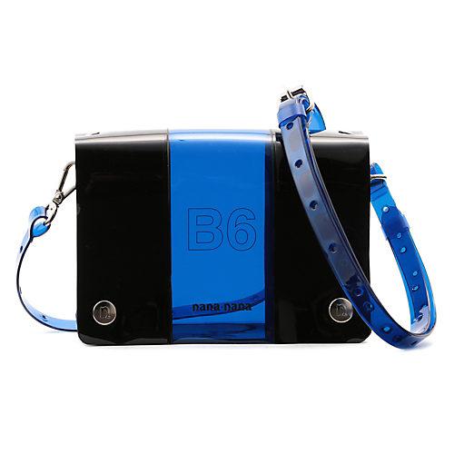 BLUE × BLACK