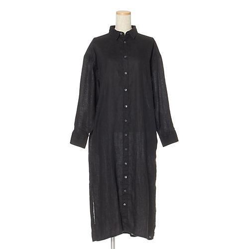 池田奈加子×Finamore (フィナモレ) シャツドレス