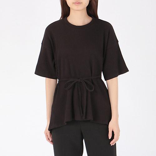Fleece Rib/Black