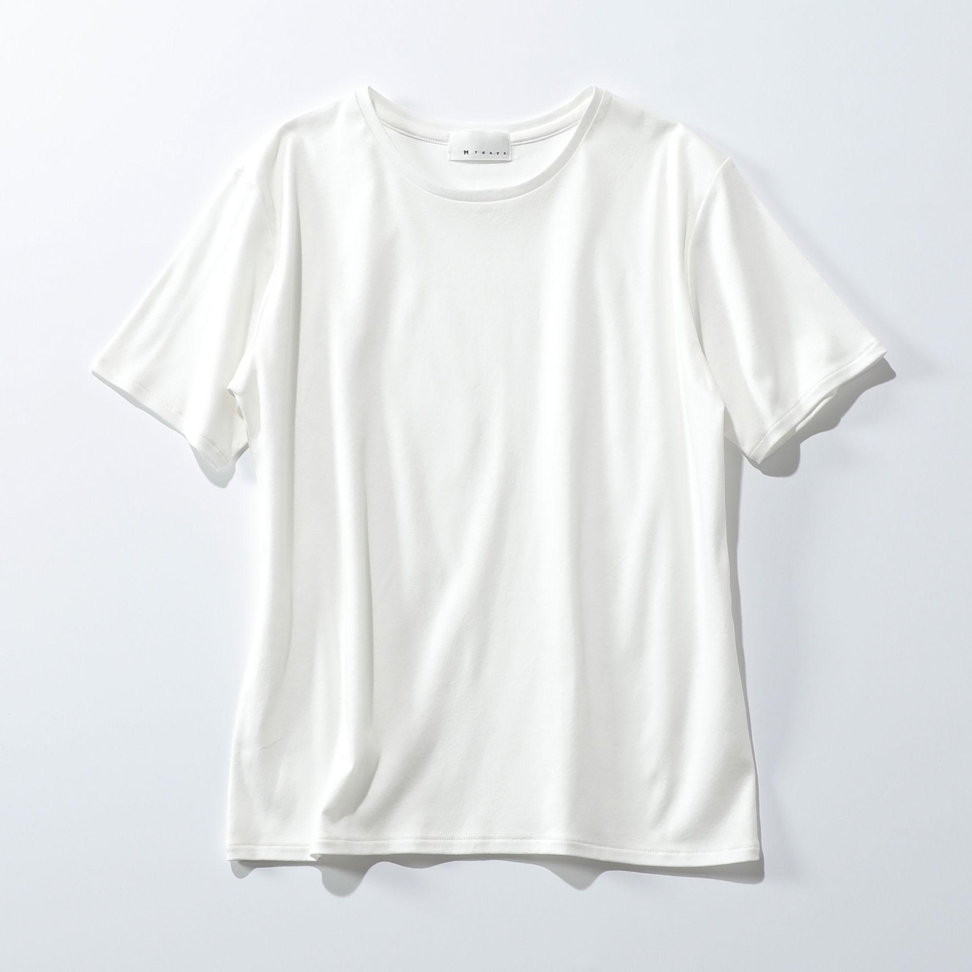 M7days(エムセブンデイズ)【松村純子さんコラボ】Tシャツ¥7,700