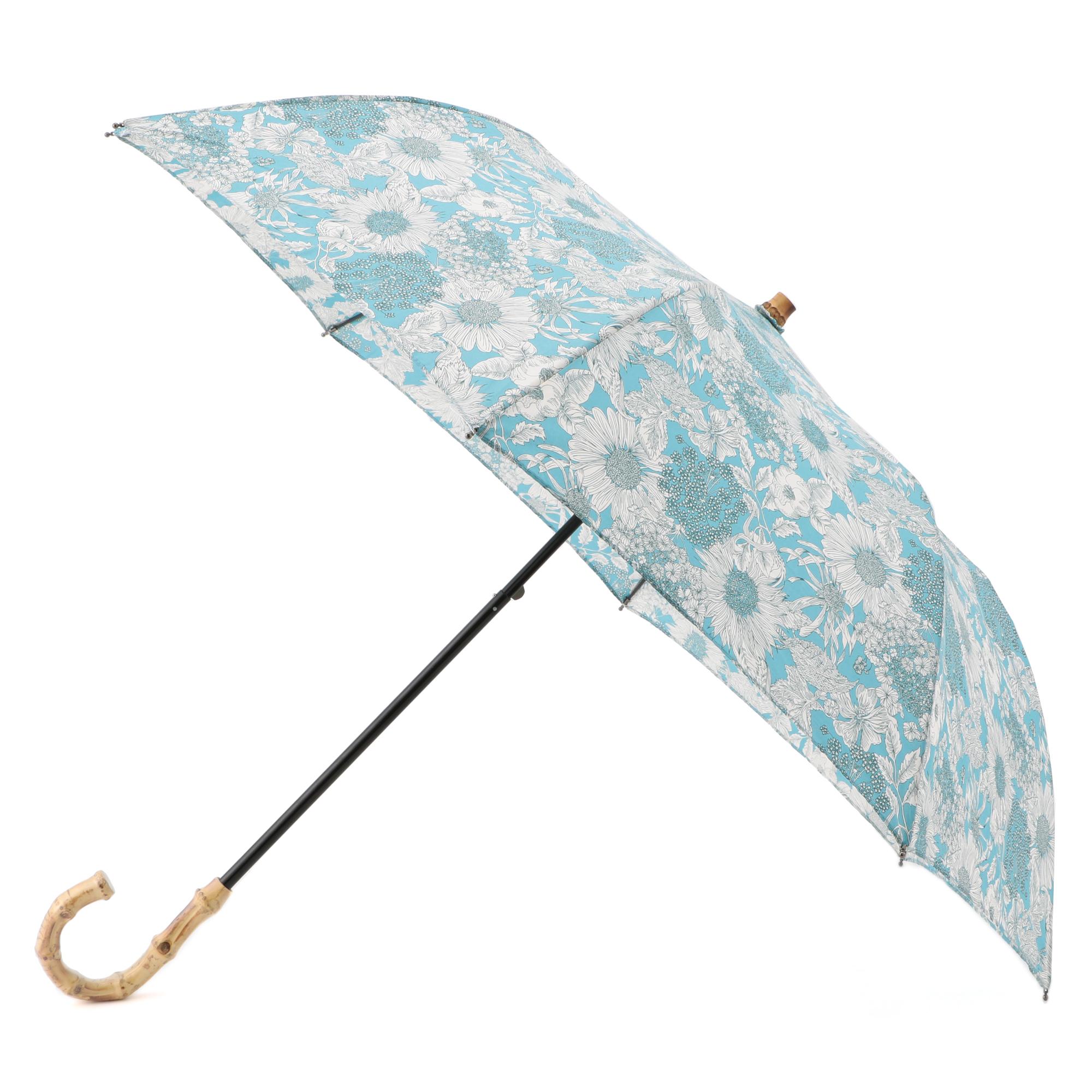 FLORET LONDON/【LIBERTY】リバティプリント パラソル(日傘)/¥10,780