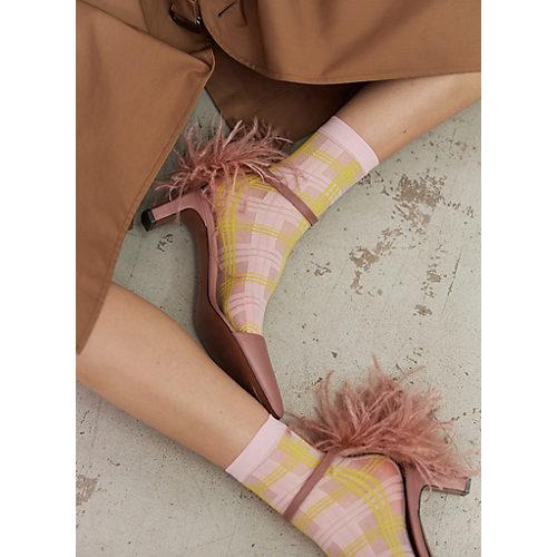 Light Pink/Neon Yello