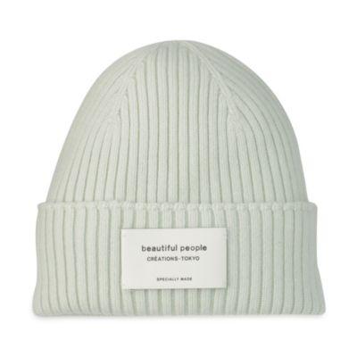 no seamrib knit cap