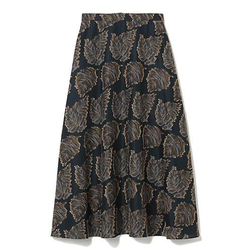 #02  M7days  リーフジャカードスカート