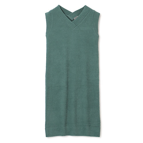 nestwell (ネストウェル) OWL <V Neck French Sleeve Dress>