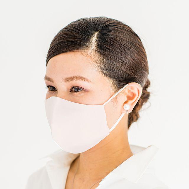 冷感マスク 洗い方の画像