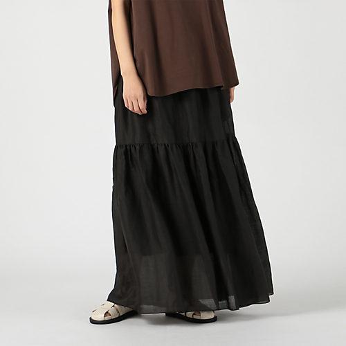 SACRA ラミーローンスカート