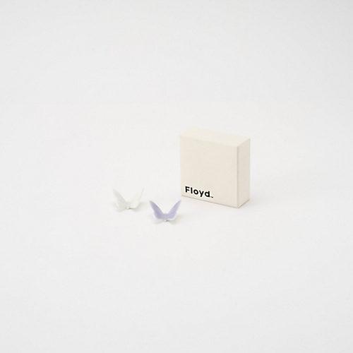 ホワイト/パープル