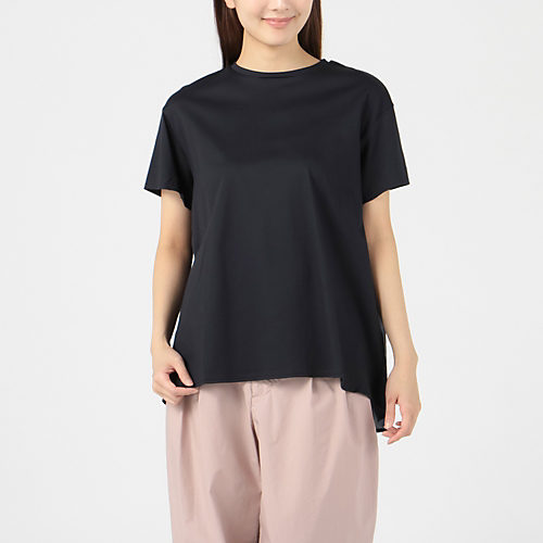 12closet 【洗える】バックフレアT ¥8,580