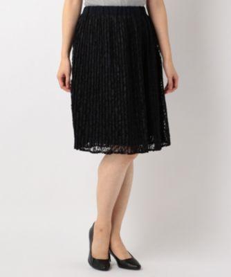 【セレモニー】ラッセルレース スカート