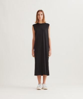 SUVIN 60/2 タンクトップ ドレス