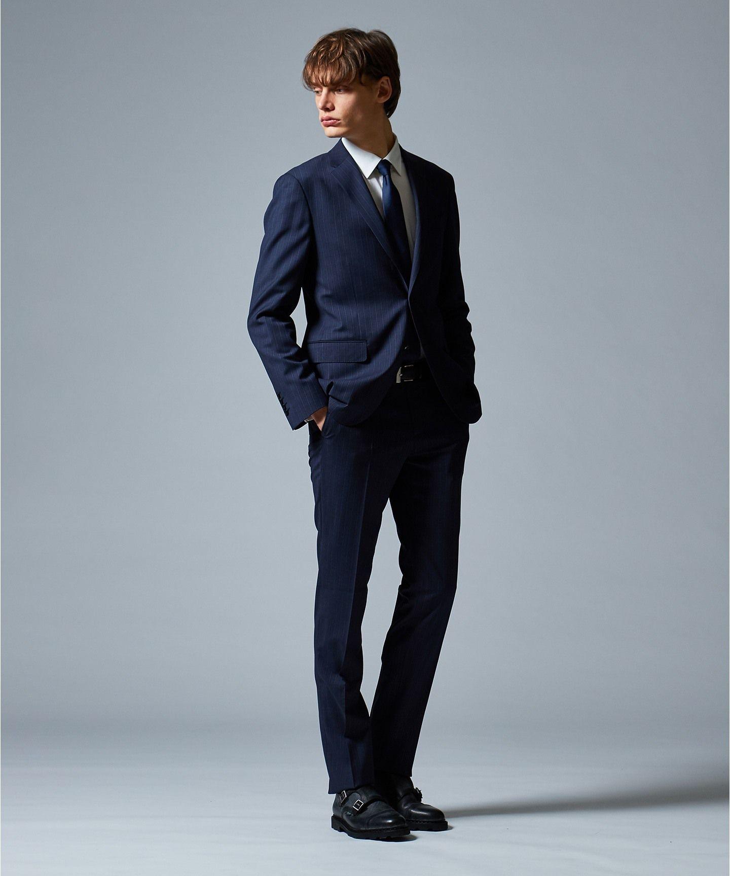 <集英社>【SONIC SUIT】アクティブストライプ スーツ画像