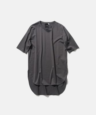 SUVIN 60/2 | ラウンドヘムTシャツ